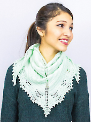Explorer's Shawl Knit Pattern
