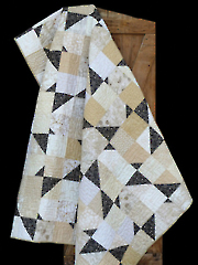 Cracked Pepper Quilt Pattern