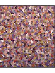 Eggplant Relish Quilt Pattern