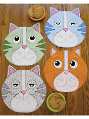 Kippers Place Mat Pattern