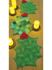 Holly Days Place Mat Pattern