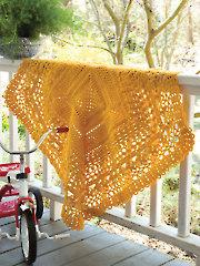 Topaz Throw Crochet Pattern