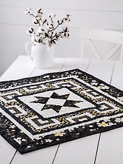 EXCLUSIVELY ANNIE'S QUILT DESIGNS: Midnight Star Quilt Pattern