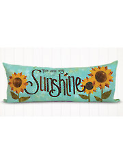 A Year in Words Pillow Pattern - You Are My Sunshine