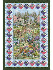 Garden Baskets Quilt Pattern