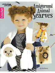 Amigurumi Animal Scarves