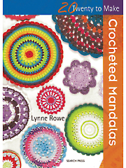 20 to Make Crocheted Mandalas