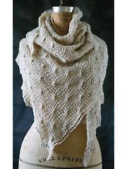 Volta Shawl Knit Pattern