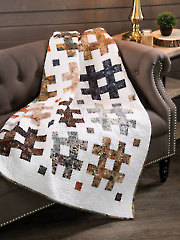 EXCLUSIVELY ANNIE'S QUILT DESIGNS: Tic-Tac-Toe Quilt Pattern
