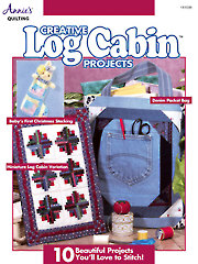 Creative Log Cabin Projects