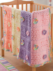 Hearts & Flowers Blanket