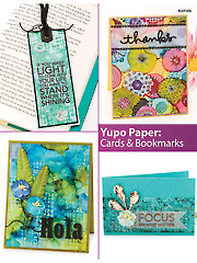 Yupo Paper: Cards & Bookmarks