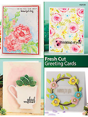 Fresh Cut Greeting Cards