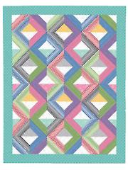 Sassy Stripes Quilt Pattern