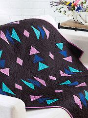Flutter Quilt Pattern