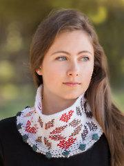 Warmhearted Cowl Crochet Pattern