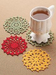 Thread Coasters Kit