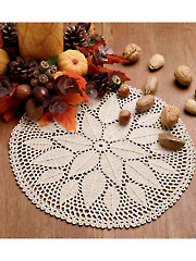 Autumn Doily Kit