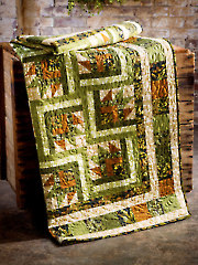 A Hint of Fall Quilt Pattern