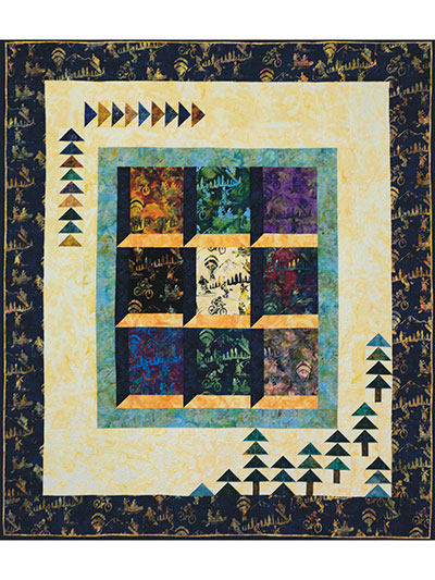 Visiting the Great Outdoors Quilt Pattern