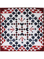 Freedom's Light Quilt Pattern