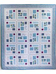 Portland Parks Quilt Pattern