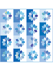 Blue Moon Quilt Pattern