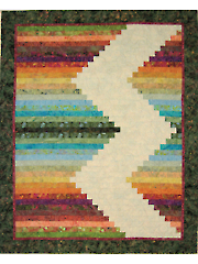 Low Voltage Quilt Pattern