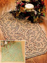 Fabulous Filets Crochet Pattern