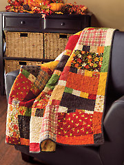 Scarecrow Quilt Pattern
