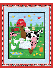 """Farm Panel - 36"""" x 44"""""""