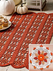 Fall Splendor Doilies