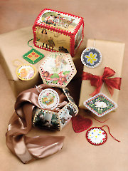 Postcard Gift Tags & Boxes