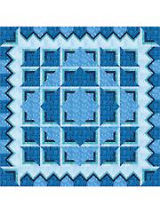Costa Maya Quilt Pattern