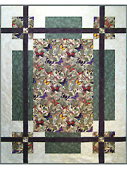 The Craftsman Quilt Pattern