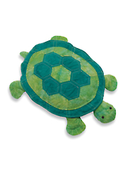 Turtle Stuffed Animal Sewing Pattern