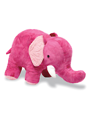 Elephant Stuffed Animal Sewing Pattern