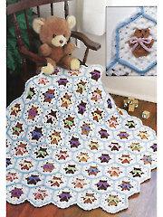 Granny Bear Afghan