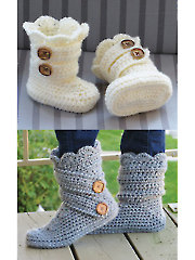 Women & Baby Classic Boots