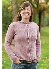 Iris Pullover Knit Pattern