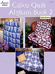 Calico Quilt Afghans Book 2