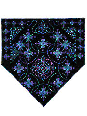 Celtic Stars Quilt Pattern