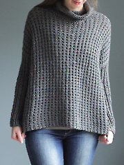 Bosco Pullover Knit Pattern