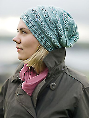 Norie Hat Knit Pattern