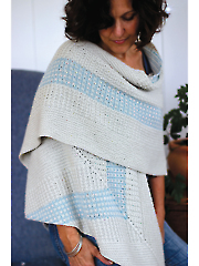 Flindra Shawl Knit Pattern