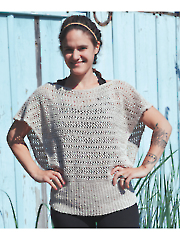 Only Happy in the Sun Top Knit Pattern