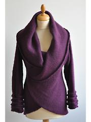 Pole Cardigan Knit Pattern