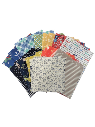 Mystery Fabric Pack