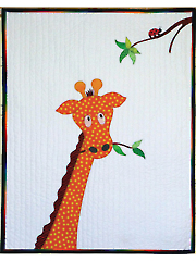 That Giraffe Quilt Pattern