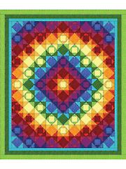 Genesis 9:16 Quilt Pattern